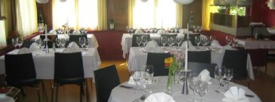 Restaurant Pizzeria Rotes Haus in Landschlacht