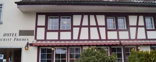 Hotel Restaurant Frieden