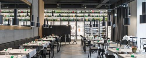 Buckhuser Bar Bistro Restaurant