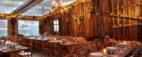 Schwellenmätteli - Fondü Hütte