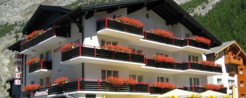 Hotel Restaurant Mattmarkblick