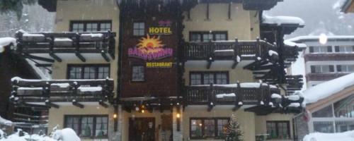 Hotel Bärgsunnu