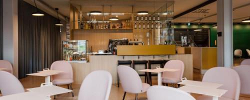 The Lab Hotel - Food Market