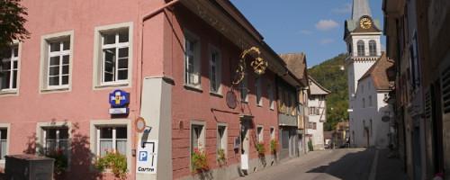 Gasthof Schlüssel Waldenburg