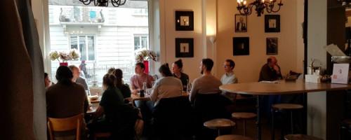 Maison 33 Cafe & Bistro