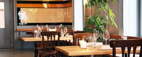 Restaurant Maihöfli - Oscar de Matos