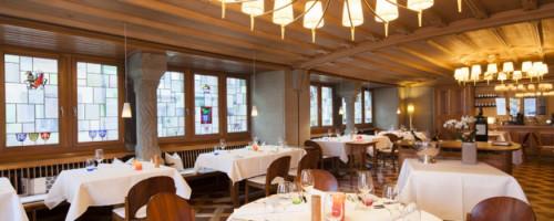 City Hotel Ochsen -Au Premier Restaurant & le Bar Du Boeuf