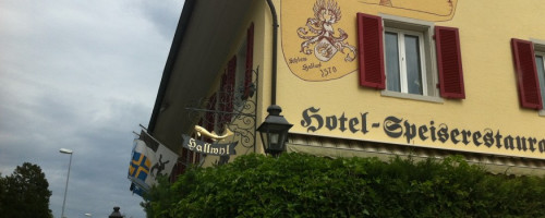 Hotel-Speiserestaurant Hallwyl